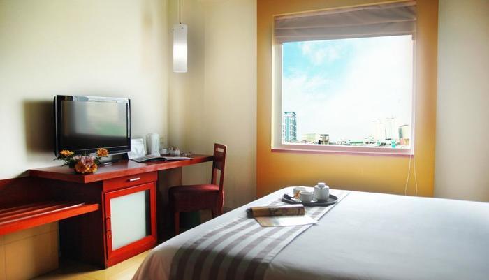 Sparks Hotel Mangga Besar Jakarta - Superior Tempat Tidur Double