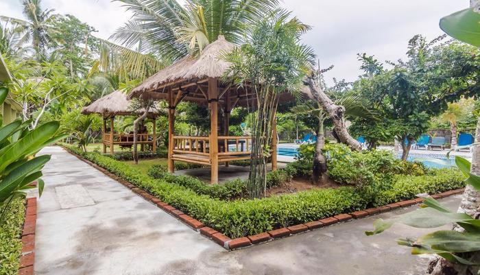 ZenRooms Tanjung Benoa Bidadari Bali - Taman