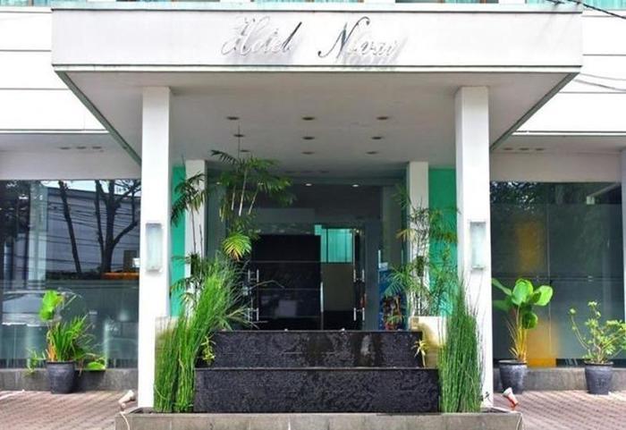 Naval Hotel Bandung - Eksterior