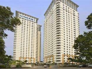 Somerset Berlian Jakarta - Tampak Luar