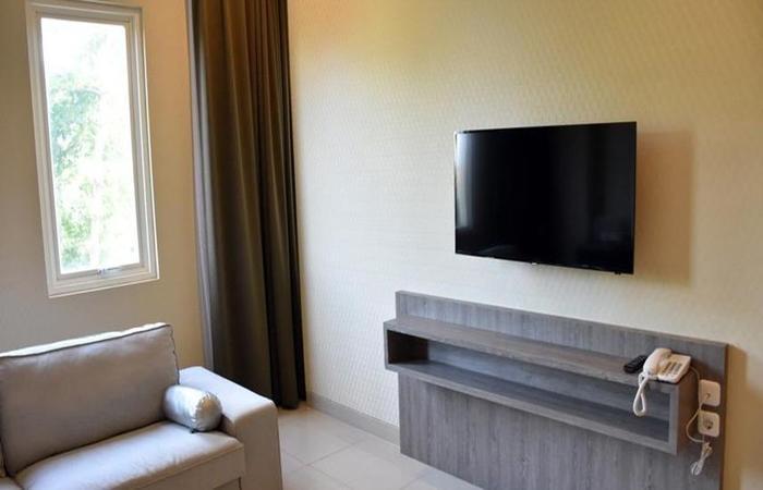 MOSCHA Hotel Gubeng Surabaya Surabaya - Kamar tamu