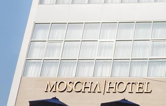 MOSCHA Hotel Gubeng Surabaya Surabaya - Eksterior