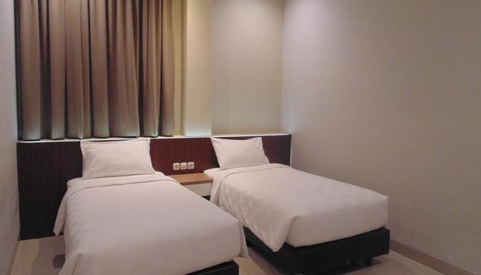 MOSCHA Hotel Gubeng Surabaya Surabaya - Standard Twin