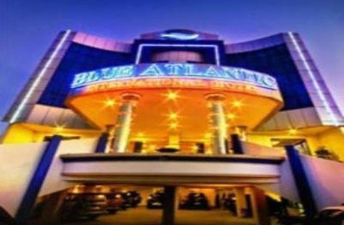 Blue Atlantic International Hotel Banjarmasin - Eksterior