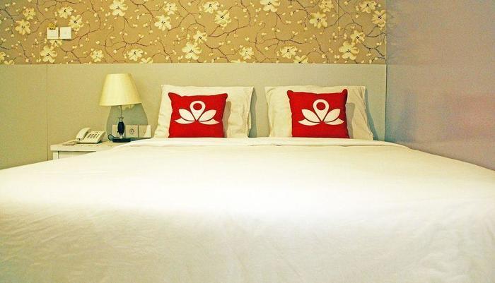 ZEN Rooms Cibaduyut Bandung - Kamar Double