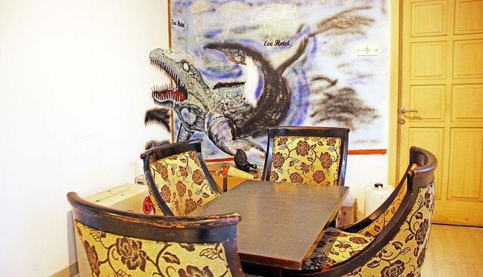 ZEN Rooms Cibaduyut Bandung - Lounge