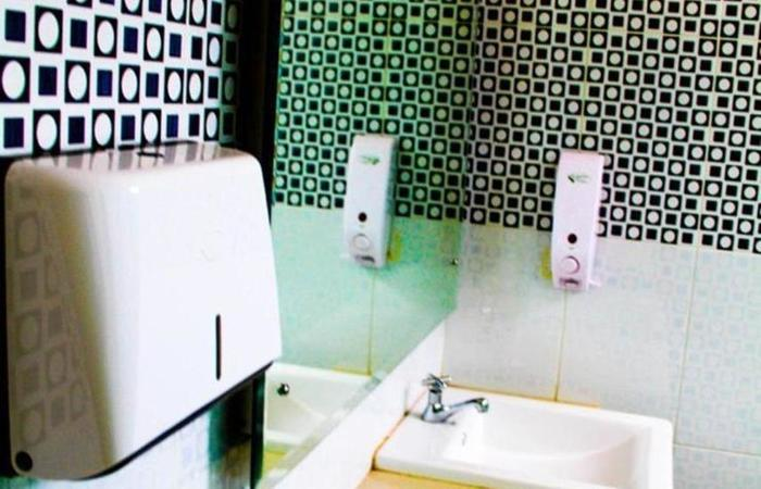 Image Hotel & Resto Bandung - Kamar mandi