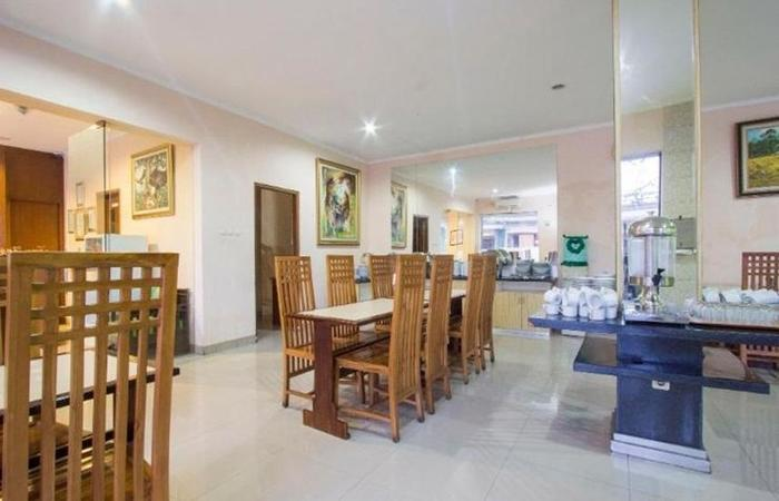 Malioboro Inn Solo Solo - Restoran