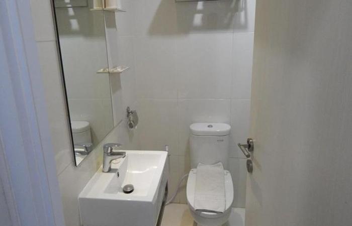 Vio Hotel Surapati Bandung - Kamar mandi