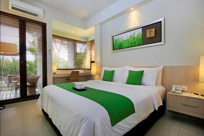 Kokonut Suites Bali - Tempat Tidur Queen