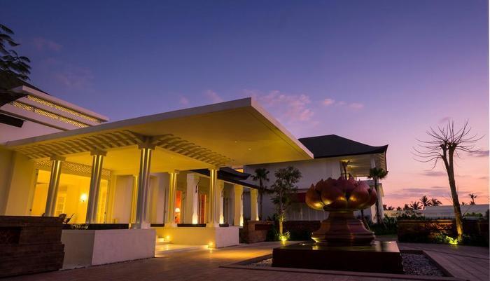 Rumah Luwih Bali - Lobi
