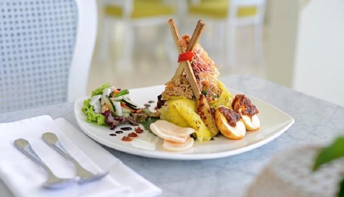Rumah Luwih Bali - Food and beverage