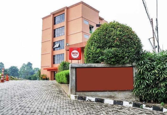 NIDA Rooms Panjaitan 18 Halim Airport - Tampilan Luar Hotel