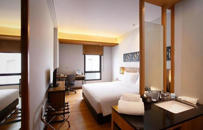 BATIQA Hotel Jababeka - Room
