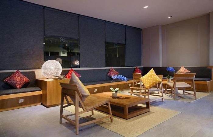 BATIQA Hotel Jababeka - Interior