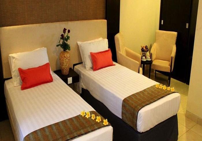 Graha Ayu Hotel Lombok - Kamar tamu