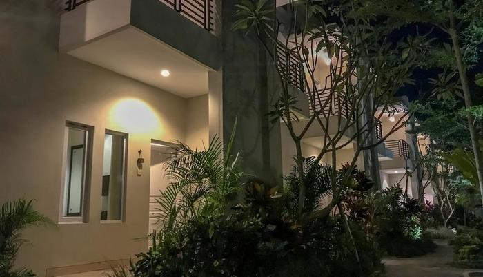 Graha Ayu Hotel Lombok - Luar Ruangan