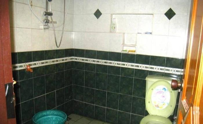 Sukaraja Guest House Bandung - Kamar mandi