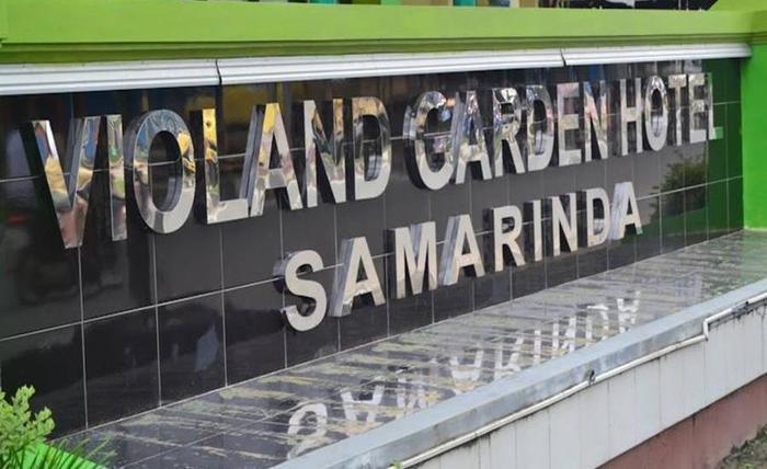 Violand Garden Hotel Samarinda - Eksterior