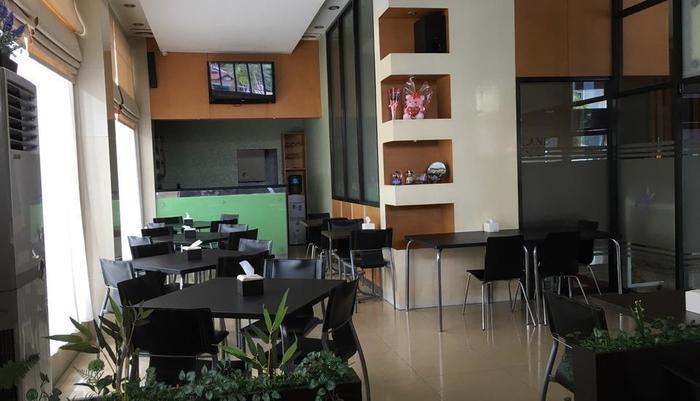 Violand Garden Hotel Samarinda - Resto dan tempat makan pagi