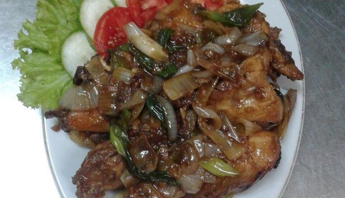 Violand Garden Hotel Samarinda - Ayam Goreng Mentega