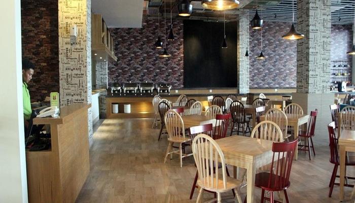 Tjokro Style Yogyakarta Yogyakarta - Restoran