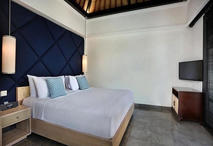 Peppers Seminyak - 1 Bedroom Villa - tempat tidur king