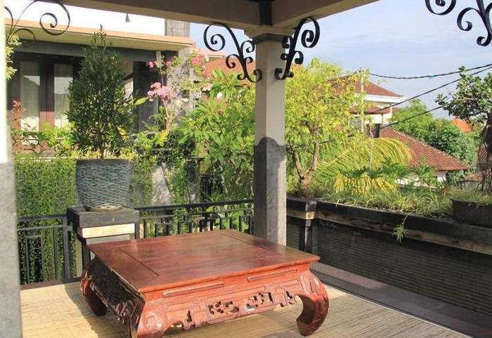 Odah Guest House Bali - Eksterior