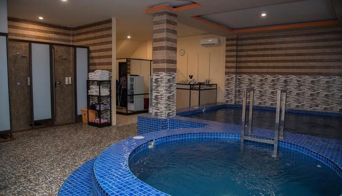 Grand Vella Hotel Bangka - Fasilitas Whirpool