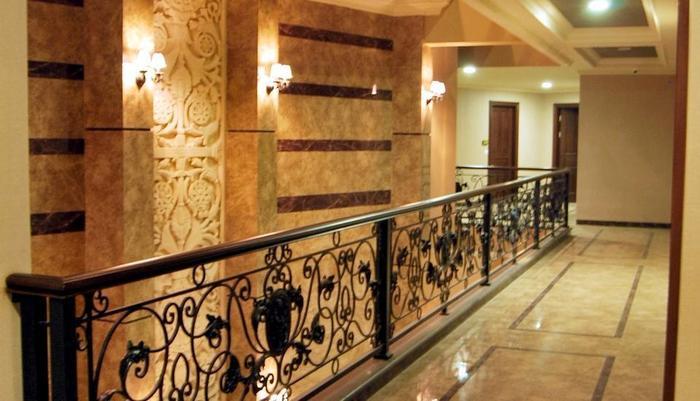 Apple Green Hotel Malang - Koridor