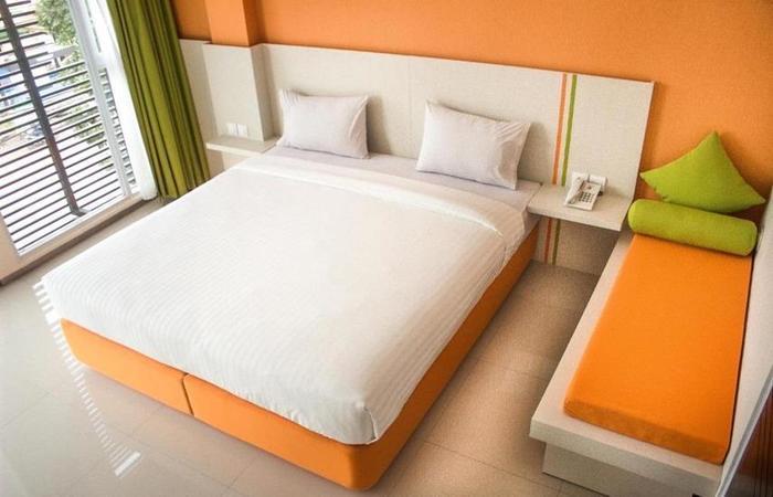 Dbest Express Hotel Bandung - Kamar
