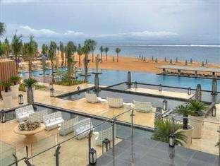 Mulia Resort Bali - Tampak luar