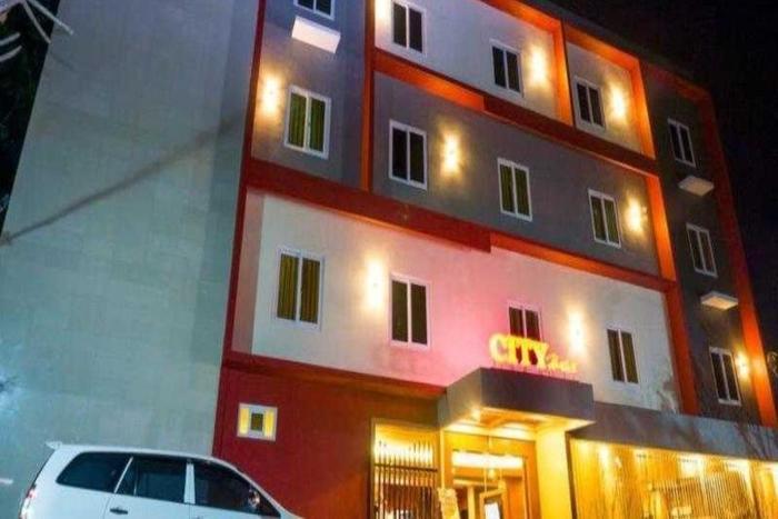 City Hotel Mataram - Tampilan Luar Hotel