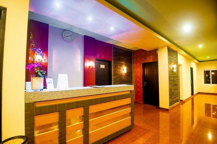 City Hotel Mataram - Lobi