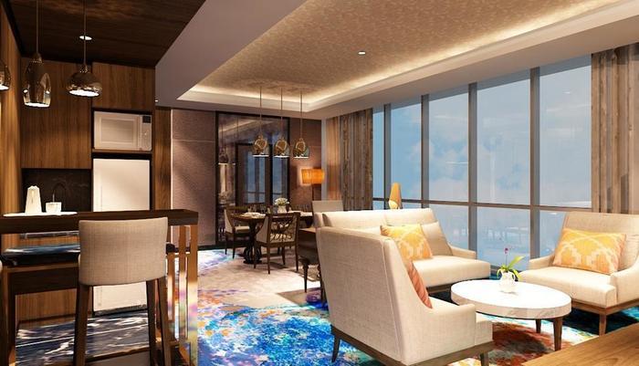 Aston Pasteur Bandung - Presidential Suite - Living Room