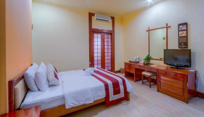 Grand Istana Rama Bali - Kamar Superior Ground Floor dengan tempat tidur double