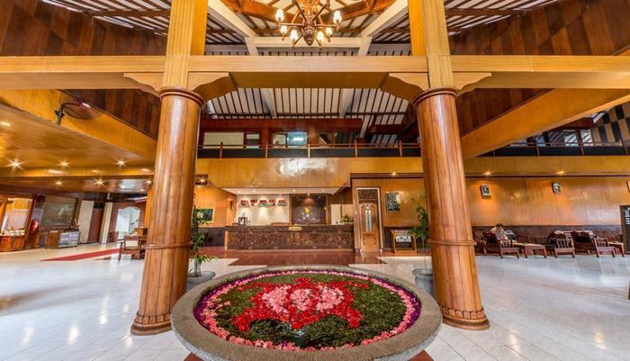 Grand Istana Rama Bali - Lobi Hotel