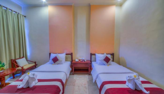 Grand Istana Rama Bali - Kamar Superior Upper Floor Twin Bed