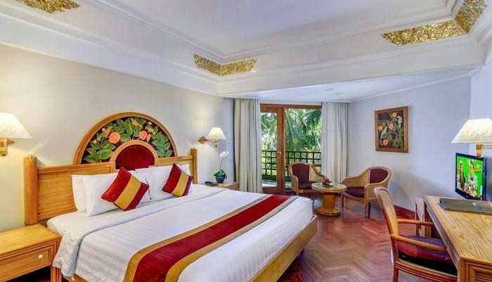 Prama Sanur Beach Bali Hotel Bali - Deluxe Pemandangan Taman