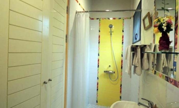 Hotel Deli River  Medan - Kamar mandi