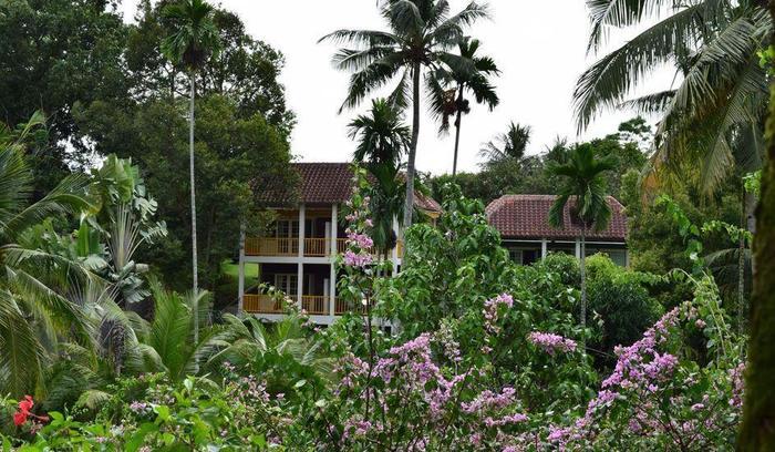 Hotel Deli River  Medan - Hotel dengan pemandangan taman