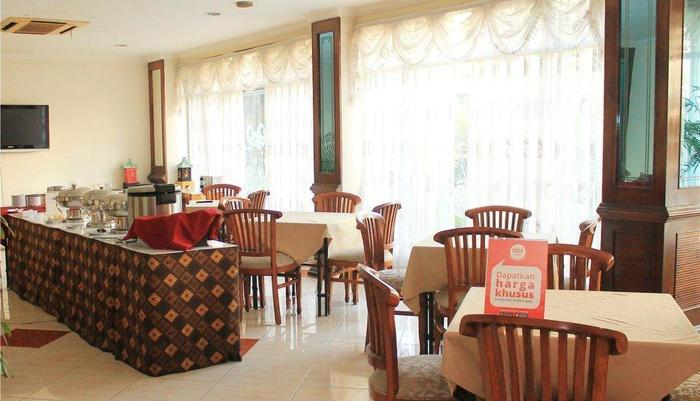 NIDA Rooms Tribrata 1 Museum Gondokusuman - Restoran