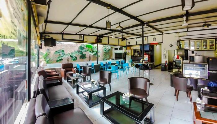 House Of Arsonia Jakarta - Cafe