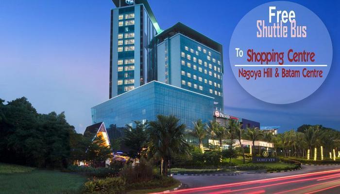 Best Western Premier Panbil Batam - Exterior Hotel