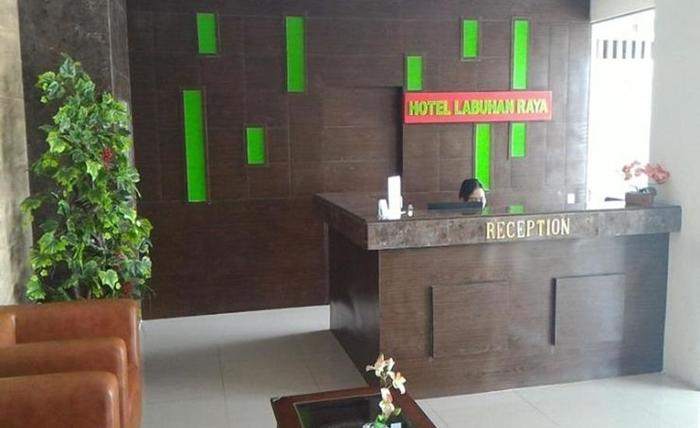 Hotel Labuhan Raya Medan - Interior