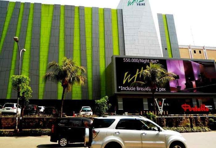 Whiz Prime Kelapa Gading - Hotel Building