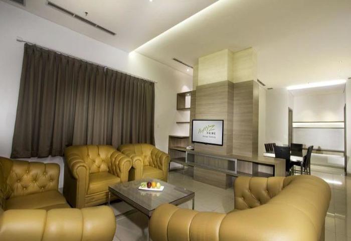 Whiz Prime Kelapa Gading - Interior Hotel