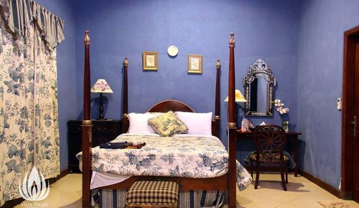 Villa Pakem Yogyakarta Yogyakarta - Kamar Biru