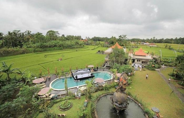 Om Ham Resort & Retreat Bali - Eksterior
