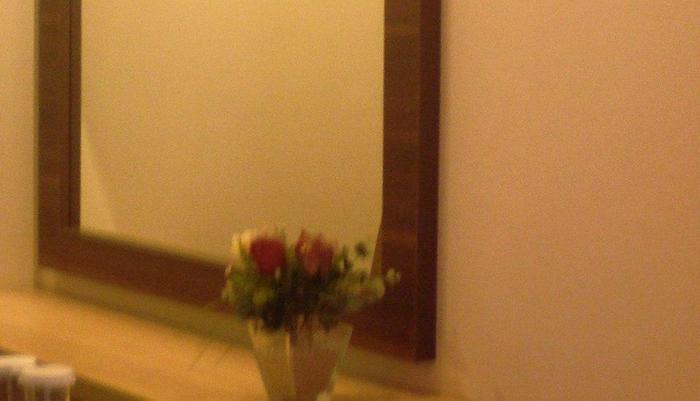 Jodipati Hotel Bengkulu - Kaca kamar deluxe